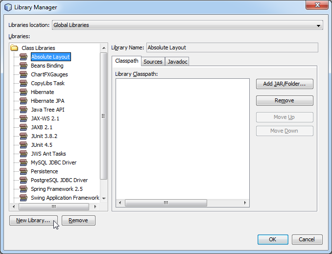 Chart FX 7 for Java Desktop - The NetBeans LibrariesEdit Article